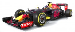 RED BULL RB12 TAG HEUER F1 #33 MAX VERSTAPPEN GP SPANJE 2016