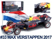RED BULL RB13 TAG HEUER #33 MAX VERSTAPPEN WINNER GP SPAIN 2017 Limm.