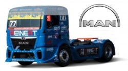 Man ETR RACE TRUCKS #77