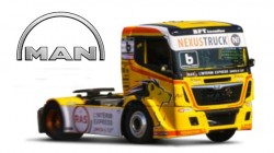 Man ETR RACE TRUCKS #6
