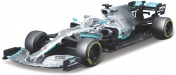 Mercedes Benz AMG SEASON CAR #77 VALTTERI BOTTAS 2019