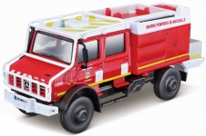 Mercedes Benz UNIMOG U5000 EMERGENCY