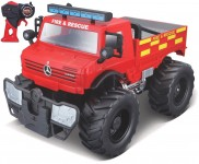 Mercedes Benz UNIMOG U5023 FIRE RESCUE Batt. not Incl.