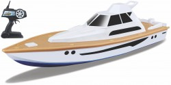 HI-SPEED BOAT LUXURY YACHT  Li-ion Batt.