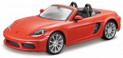 Porsche 718 BOXSTER CABRIOLET 'PULL-BACK'