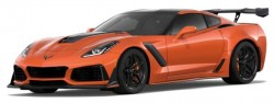 Chevrolet CORVETTE ZR1 2019 'PULL BACK'