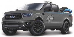 Ford RANGER 2019 + 2002 FXSTB NIGHT TRAIN HARLEY-DAVIDSON