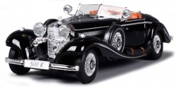 Mercedes Benz 500 K CONVERTIBLE 1936